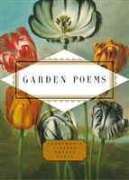 Garden Poems edited by John Hollander