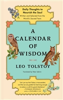 Calendar of Wisdom by Leo Tolstoy