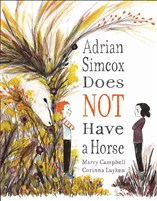 Adrian Simox Does NOT Have a Horse
