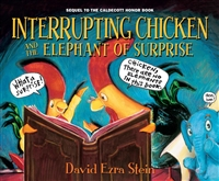 Interrupting Chicken and the Elephant of Surprise David Ezra Stein