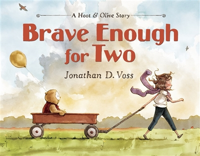 Brave Enough for Two Jonathan Voss
