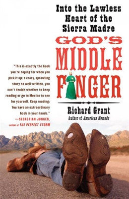 God's Middle Finger Richard Grant