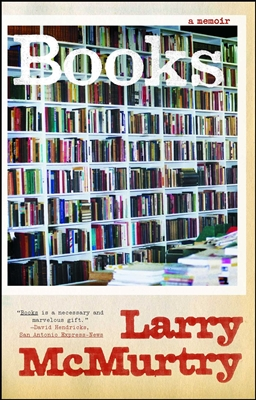 Books by Larry McMurtry