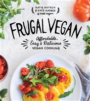 Frugal Vegan by Katie Koteen and Kate Kasbee