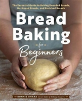 Bread Baking for Beginners by Bonnie OHara