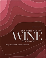 The World Atlas of Wine by Hugh Johnson and Jancis Robinson