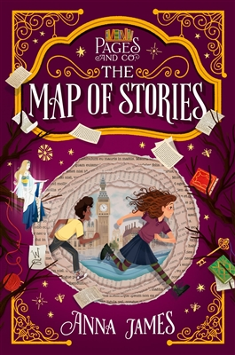 Pages & Co: The Map of Stories Book 3