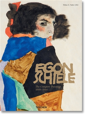 Egon Schiele The Complete Paintings