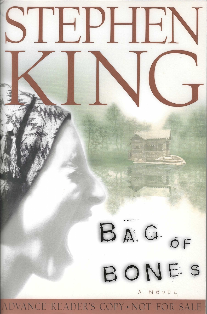 Bag Of Bones By Stephen King First Edition Advanced Reader From Lemuria Books