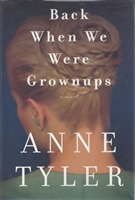Back When We Were Grownups Anne Tyler