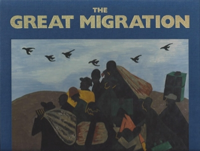 The Great Migration by Jacob Lawrence