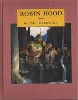 Robin Hood  by Paul Creswick