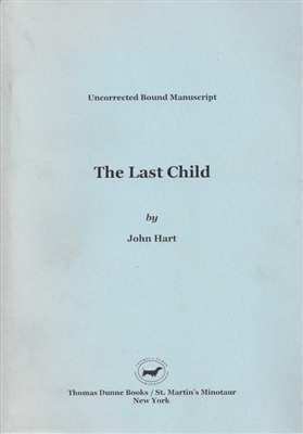The Last Child John Hart