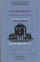 Sailor's Holiday Barry Gifford