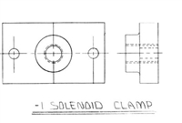 CLAMP-SOLENOID
