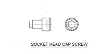 SOCKET HEAD CAP SCREW-MOD