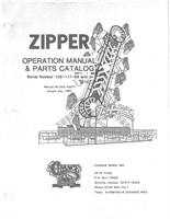 MANUAL ZIPPER UNITS 117-197