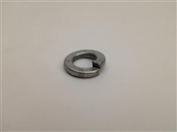 WASHER LOCK 1/4 MED SPRING Z/P