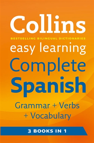 9780007299409 Collins easy learning Complete Spanish