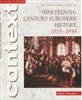 An Introduction to NINETEENTH CENTURY EUROPEAN HISTORY 1815 to 1914 (Access to History Context)