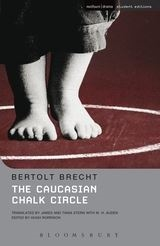THE CAUCASIAN CIRCLE by Bertolt Brecht (Paperback Student Edition)