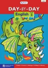 DAY BY DAY English First Additional Language Grade 1 Big Book Pack (Mixed Pack of 4)