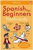Spanish for Beginners Flash Cards (Usborne)