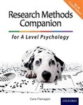 The Research Methods Companion for A Level Psychology (Oxford)