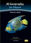 AS Geography for Edexcel Teacher book (Oxford)