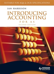 Introducing Accounting for AS SECOND Edition