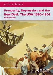 PROSPERITY DEPRESSION AND THE NEW DEAL The USA 1890 to 1954 (Fourth Edition)