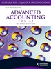Advanced Accounting for A2 SECOND Edition