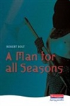 A Man For All Seasons by Robert Bolt (Heinemann Plays for 14 to 16+)
