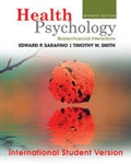 Health Psychology: Biopsychosocial Interactions (7th international Student Edition)