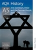 Anti Semitism Hitler and the German People 1919 to 1945 AQA History AS Unit 2 Student Book (Nelson Thornes)
