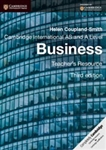 Cambridge International AS and A Level Business Teachers Resource CD-ROM (3rd Edition)