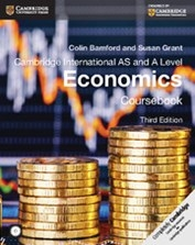 Cambridge International AS and A Level Economics Coursebook (3rd Edition)