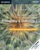 Cambridge International AS and A Level Mathematics Probability and Statistics 1 Coursebook - Bundle