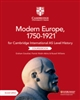 Cambridge International AS Level History Modern Europe, 1750-1921 Coursebook