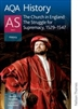 The Church of England The Struggle for Supremacy 1529 to 1547 AQA History AS Unit 2 Student Book (Nelson Thornes)