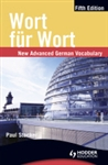 Wort fur Wort New Advanced German Vocabulary Fifth Edition