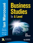 Business Studies for A Level Students Book FOURTH Edition