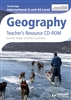 Cambridge International AS and A Level Geography Teachers Resource CD ROM