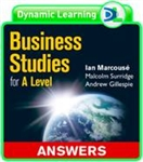 Business Studies for A Level Answers Teaching and Learning Resources ( Small Institution)
