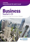 Cambridge International AS and A Level Business Teachers Resource