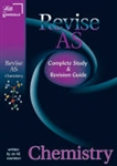 Revise AS Chemistry Complete Study and Revision Guide (Letts)