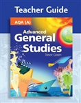 Advanced General Studies AQA A Teachers Guide with CD