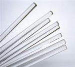Glass Stirring Rods 5x300mm
