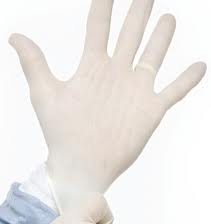 Latex Gloves (Size Medium) Pack of 100