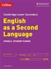 Cambridge Lower Secondary English as a Second Language Stage 8 Students Book